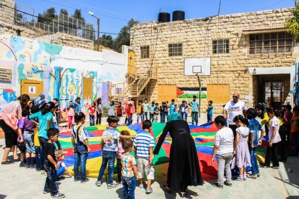 ©PAEPI/Renan Leme - Escola Palestina em Hebron